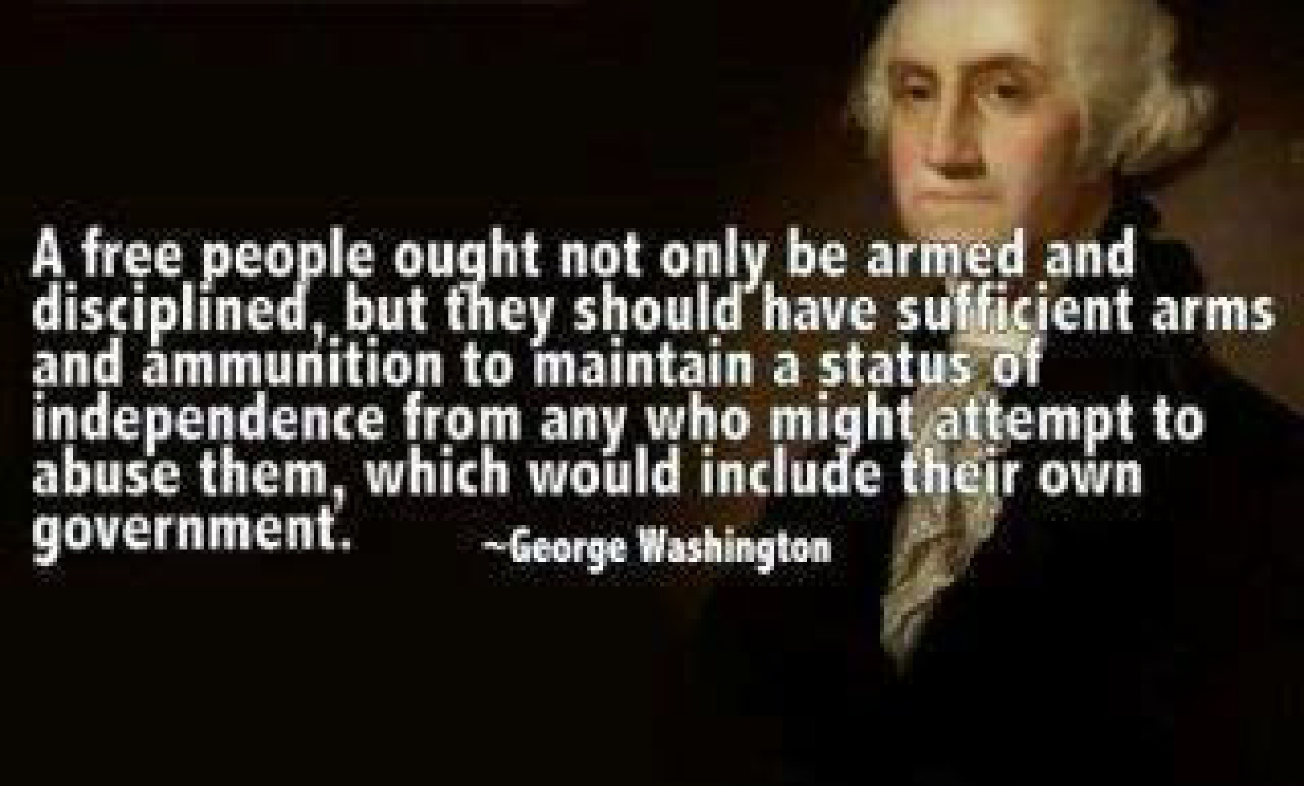 Quotes On Gun Control Self Defense Controlbullet Bans Democrats Still At It « War Dog